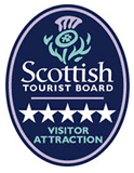 Scottish Tourist Board - 5 star visitor attraction