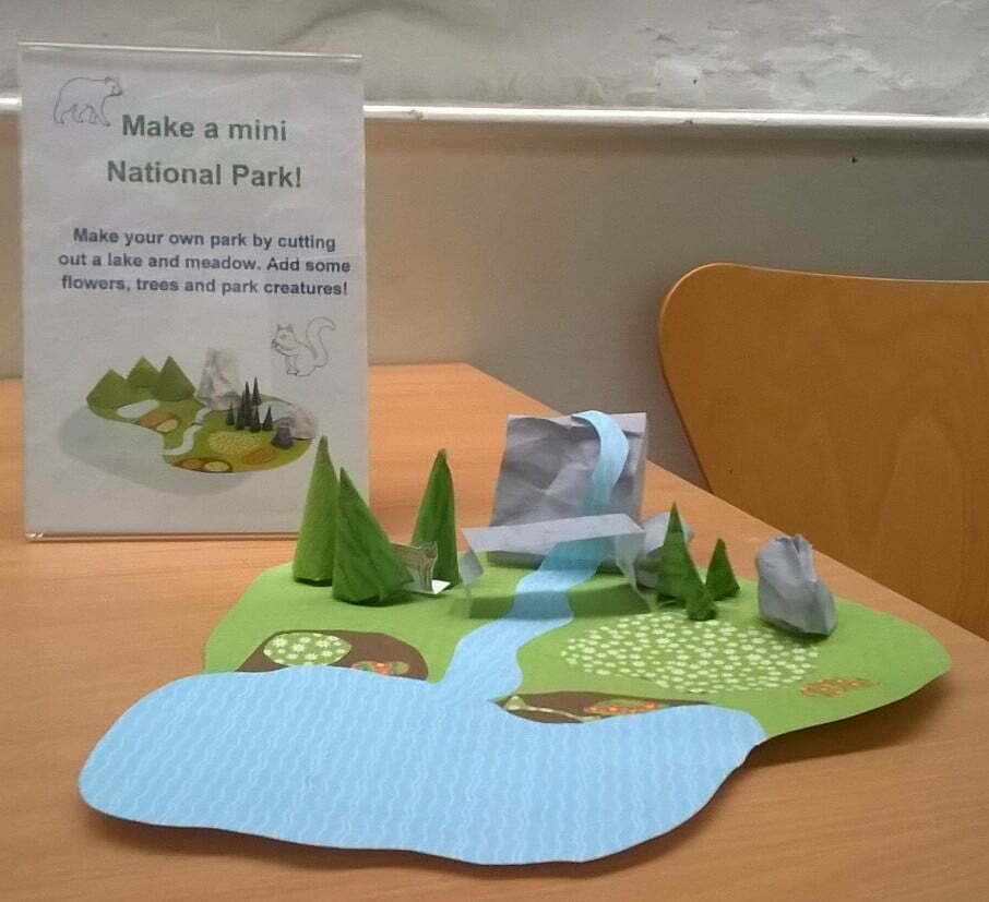 make your own national park