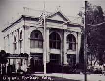 Old City Hall Martinez
